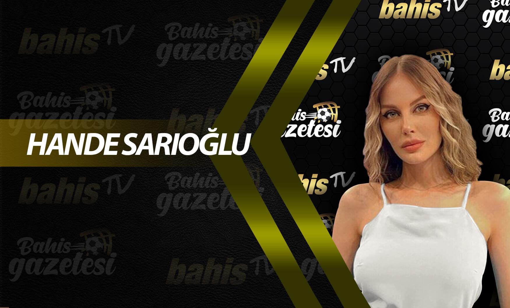 Hande Sarıoğlu